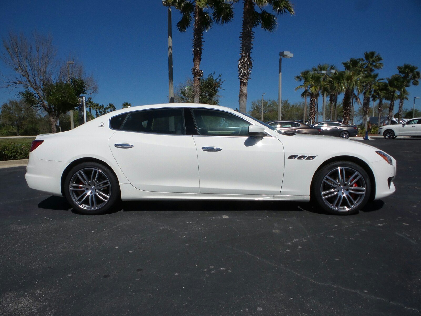 new 2017 maserati quattroporte s gransport 4dr car in daytona beach