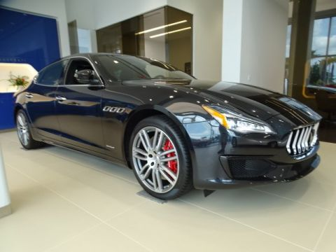 New 2018 Maserati Quattroporte GTS GranSport